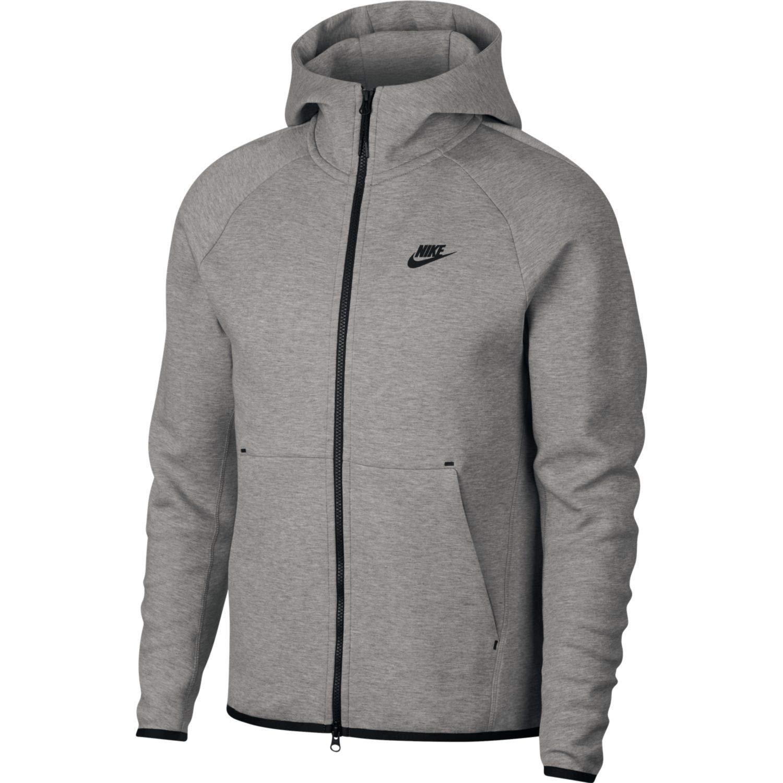 Nike Herren Kapuzenjacke Sportswear Tech Fleece