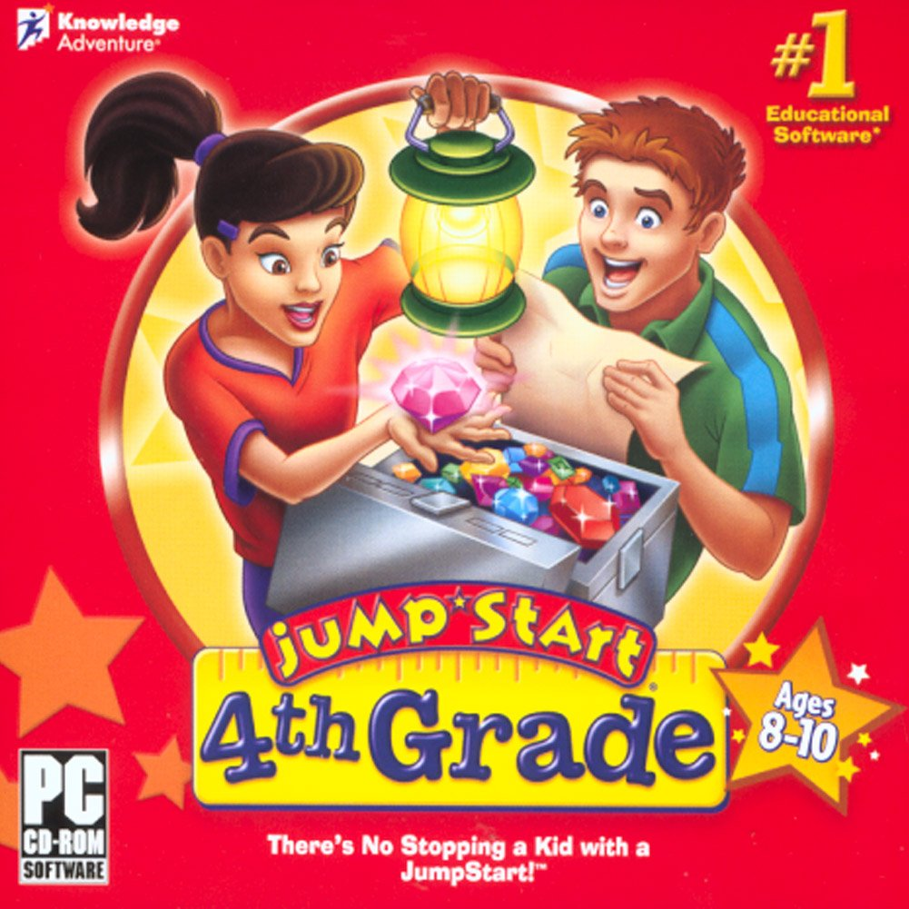 JUMP START 4TH GRADE [CD] Windows