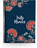 Alter Ego Floral Minimalist Daily Planner (A5 Size)