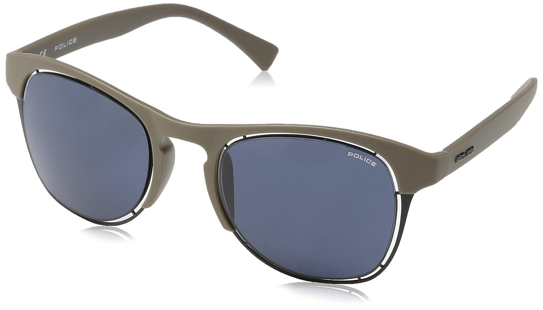 Amazon.com: Police S-1954-06VP - Gafas de sol para hombre ...