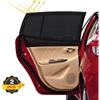 2-Pack Kuyang Car Window Sun Shade