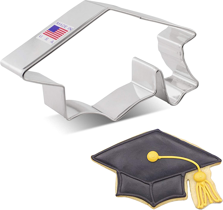 "2018 2017 2016 2015 2014 2013 2012 2011 Graduation Tassel Mortarboard Cap 9/"""