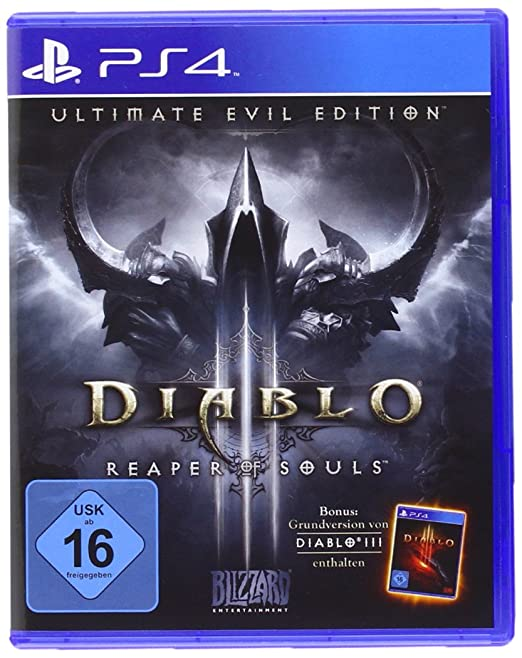 Diablo III - Ultimate Evil Edition: PlayStation 4: Amazon.de: Games
