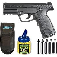 Outletdelocio. Pistola airsoft Steyr M9-A1 Co2 + Funda