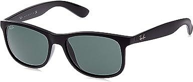 TALLA 57 mm. Ray-Ban Gafas de Sol Unisex Adulto