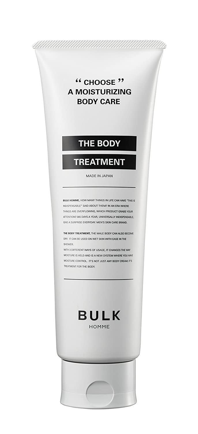 THE BODY TREATMENTのサムネイル