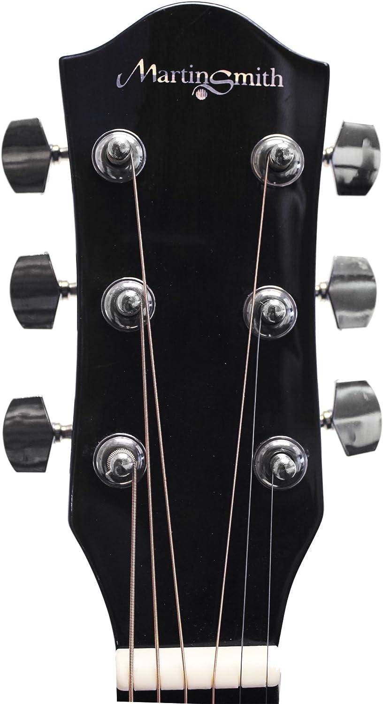 Martin W-100 Kit de guitarra acústica Smith con secuencias de la ...