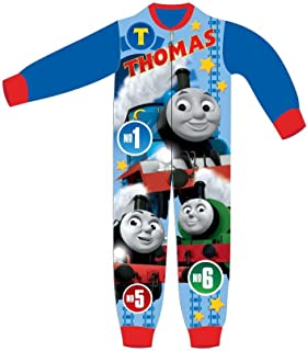 Thomas The Tank Engine - Tuta Intera Felpata - Bambino