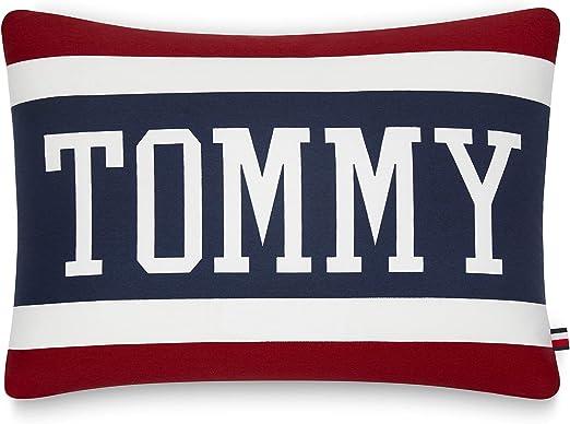 Flag Logo Organic Cotton Towelling Bathrobe for Men Tommy Hilfiger