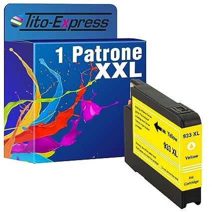 platinumserie 1 cartuchos de tinta XXL con chip y indicador ...