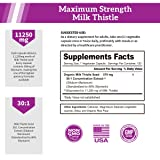FarmHaven Milk Thistle Capsules, Max Strength