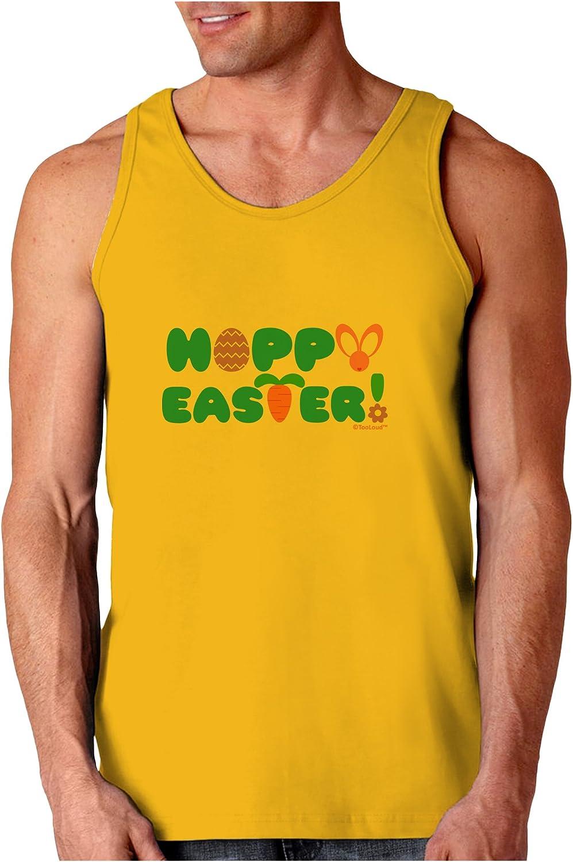 TooLoud This is My Easter Shirt Dark Loose Tank Top