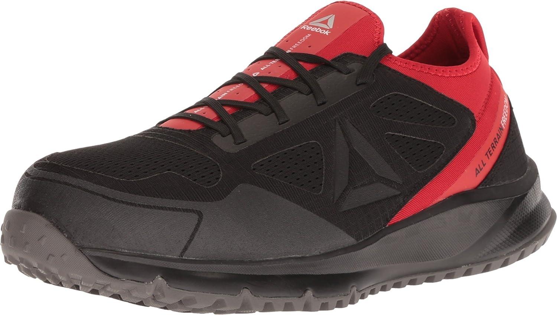Reebok mens All Terrain Work Safety Toe Trail Running Work Shoe: Shoes
