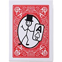 Lamdoo Cartoon Deck Animation Prediction confezione carte da gioco Magic Prop trick Gimmick