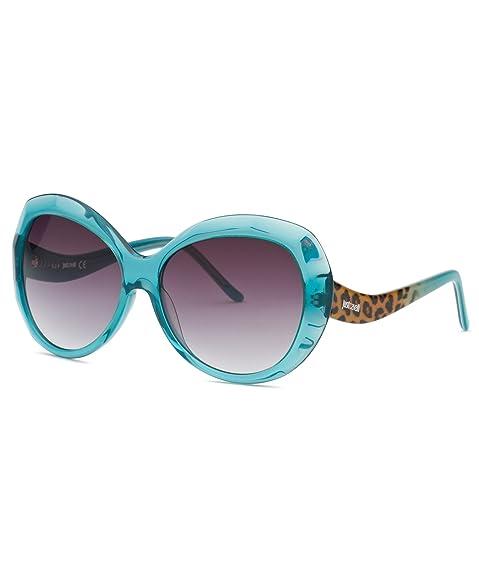 Amazon.com: just cavalli Women s jc633s acetato de anteojos ...