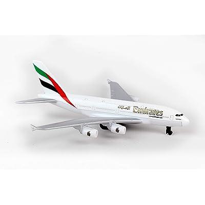 Daron Emirates A380 Single Plane: Toys & Games