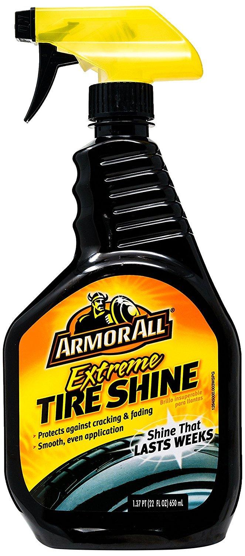 Armor All 78004 Extreme Tire Shine, 22 oz. Trigger (6)