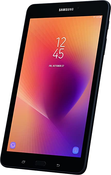 Amazon Com Samsung Galaxy Tab A 8 32 Gb Wifi Tablet Black Sm T380nzkexar Computers Accessories