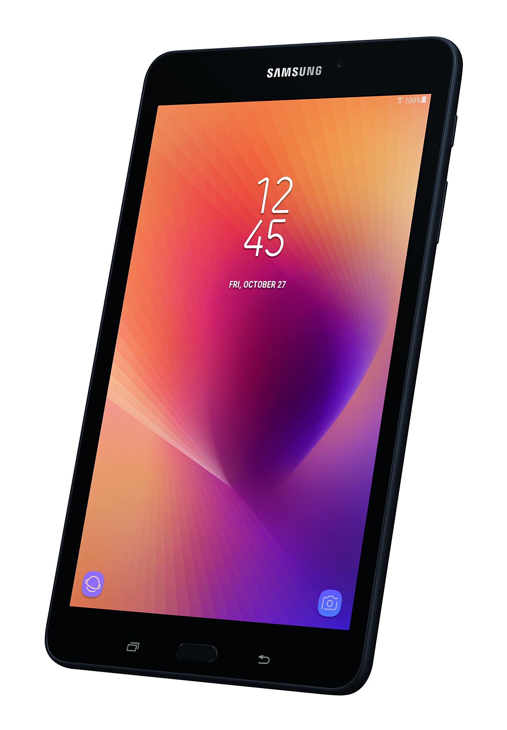 Samsung Galaxy Tab A 8'' 32 GB Wifi Tablet (Black) - SM-T380NZKEXAR by Samsung