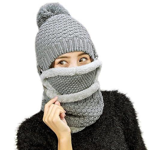 Greenlans - Set de bufanda, gorro y guantes - para mujer