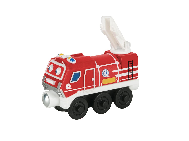 Amazon.com: Chuggington Wooden Railway Asher: Toys & Games