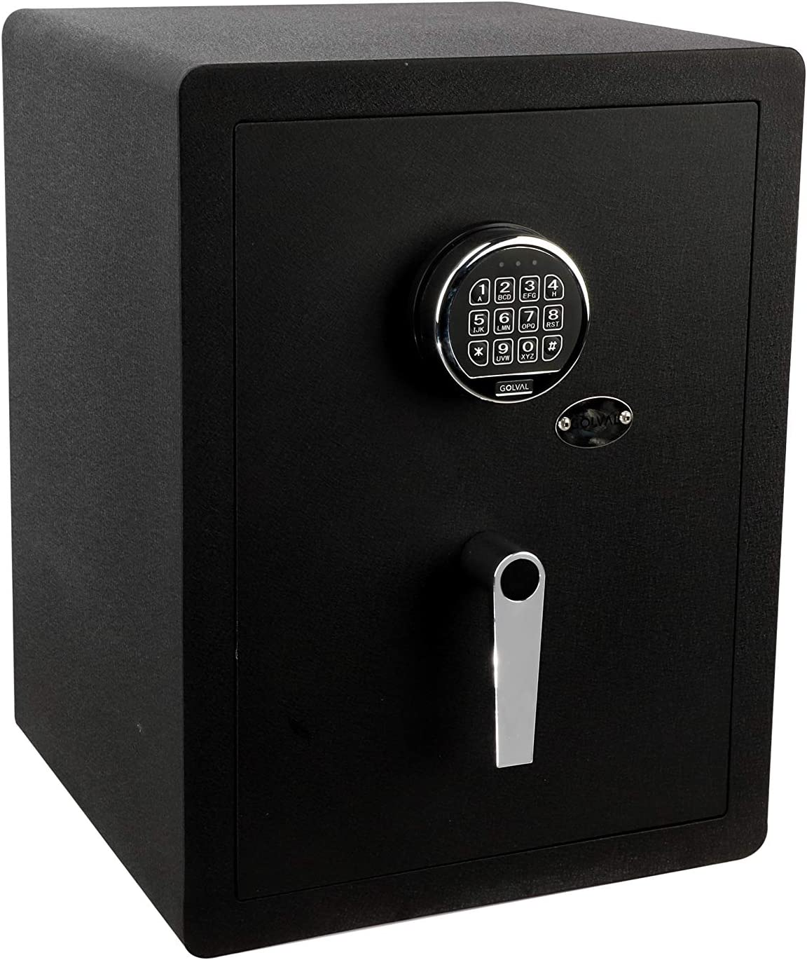 GOLVAL ES-50 Security Safe Box with Electronic Lock, Digital Keypad Safe, 1.58 Cubic Feet