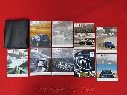 amazon com 2006 bmw x3 owners manual bmw automotive rh amazon com 2006 bmw x3 repair manual 2006 bmw x3 owners manual download