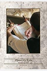 Open My Eyes: Wonders of Torah Paperback