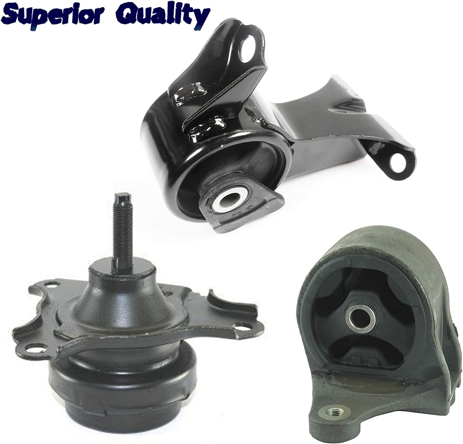 Auto Transmission Mounts For 2003-2004-2005 Honda Civic Hybrid  Engine 1.3L 4pcs