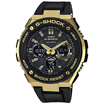 Buy Casio G-Shock Analog-Digital Black Dial Men s Watch - GST-S100G ... 8343a5fabe0e