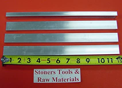"3 Pieces 3//8/"" X 3/"" ALUMINUM 6061 FLAT BAR 14/"" long .375/"" Solid Plate Mill Stock"