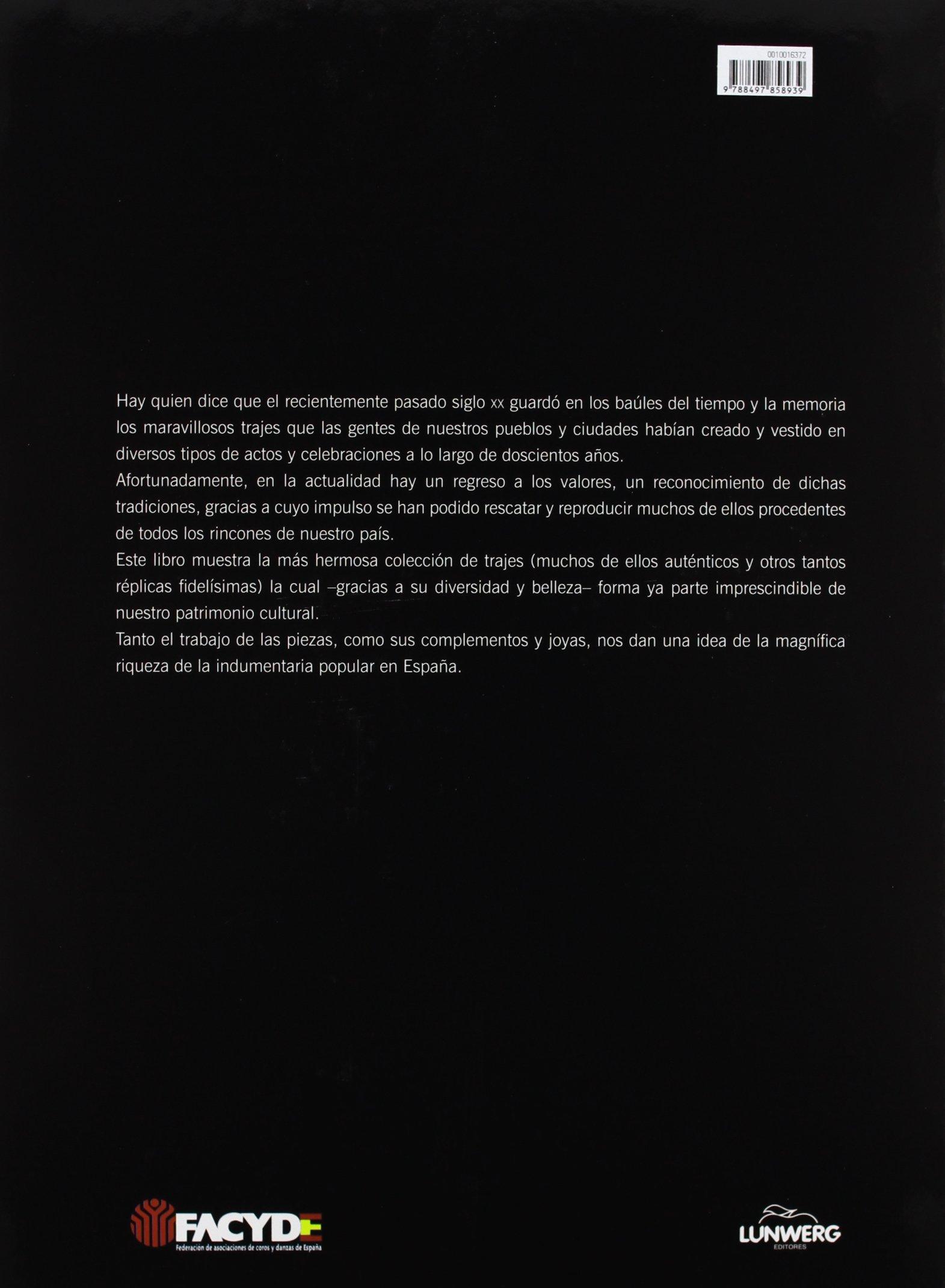 Indumentaria tradicional en España (General): Amazon.es: Rafael ...