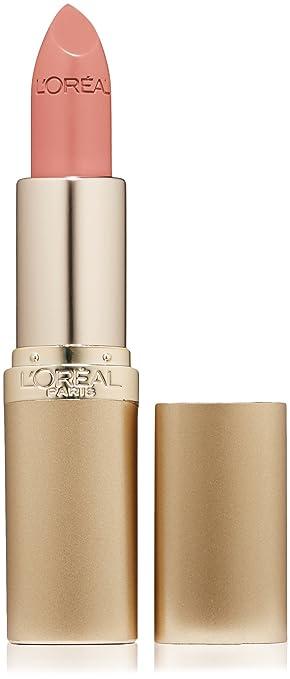 Amazoncom Loreal Paris Colour Riche Lipcolour Fairest Nude
