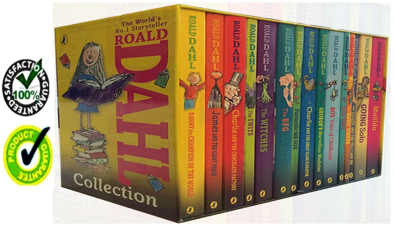 15 Book Box Set (Slipcase)