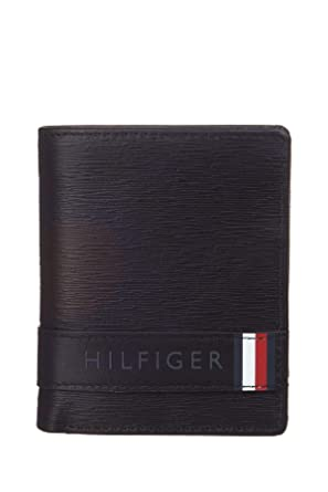 Tommy Hilfiger - Textured Leath N/s Trifold, Carteras Hombre ...
