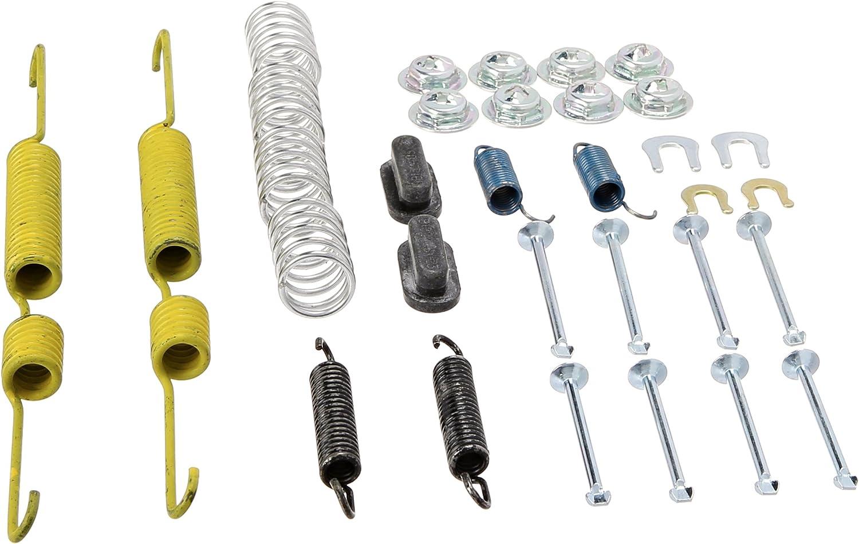 Drum Brake Hardware Kit Rear Centric 118.62039