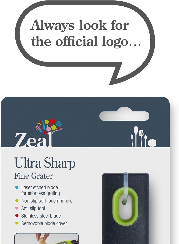 Zeal H71 R/âpe fine ultra coupante en plastique