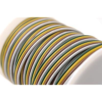 Hopkins 49955 16/18 Gauge Bonded Wire Spool, 100 Feet: Automotive