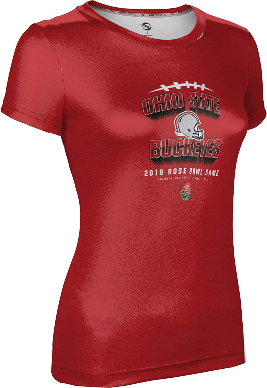 Solid ProSphere Ohio State University Girls Performance T-Shirt