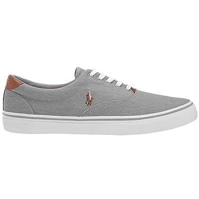 POLO RALPH LAUREN Men's Thorton Sneaker, Newport Navy, 10 D US | Fashion Sneakers