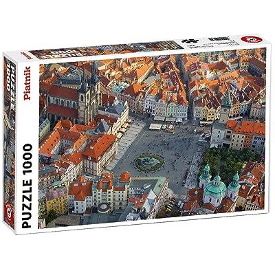 Piatnik Prague Puzzle: Toys & Games