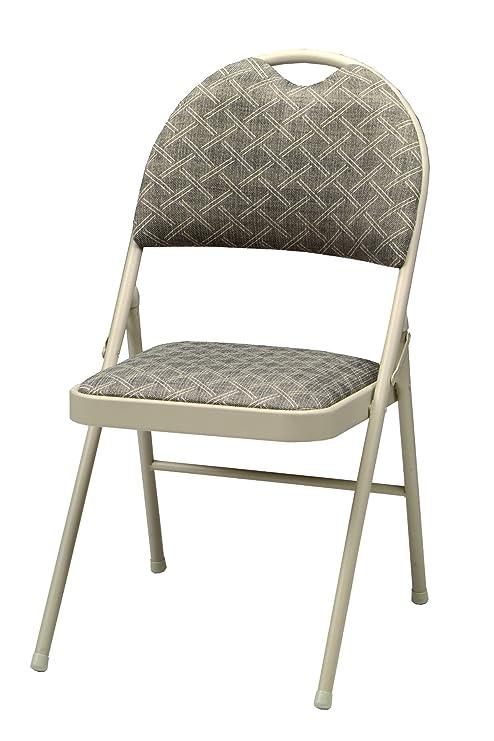 Amazon.com: MECO 4-Pack doble acolchado silla de respaldo ...