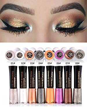 Coosa 4pcs set Professional Makeup Cosmetic Eyeshadow 12 Colors Eye Shadow
