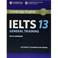 Cambridge IELTS 13 General Training Student's Book with Answers: Authentic Examination Papers