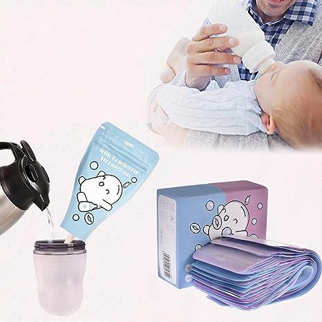 Bolsa de almacenamiento para leche materna, bolsas seguras ...