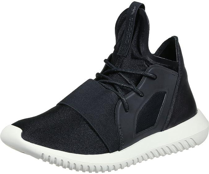 on sale d26c7 68960 adidas Tubular Defiant Trainers Black  Amazon.co.uk  Shoes   Bags