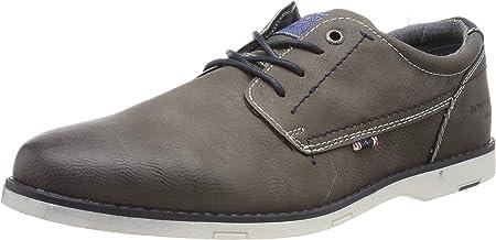 TOM TAILOR 6980702, Zapatos de Cordones Derby para Hombre