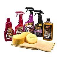 Deals on Meguiars G55012 Classic Wash & Wax Kit