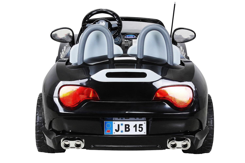 Kinder Elektroauto 2-Sitzer B15 mit 2 x 45 Watt Motor EXTRA GROß ...