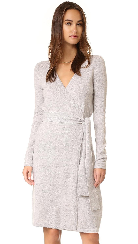fd4de155b5a Amazon.com  Diane von Furstenberg Women s Linda Sweater Dress